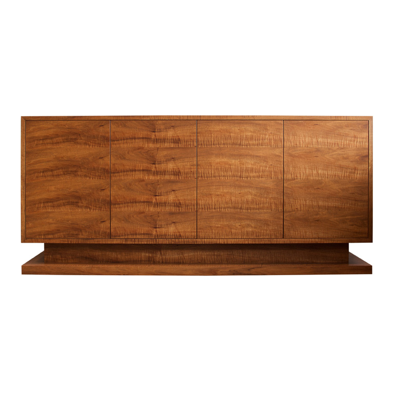 Tasmanian Blackwood sideboard